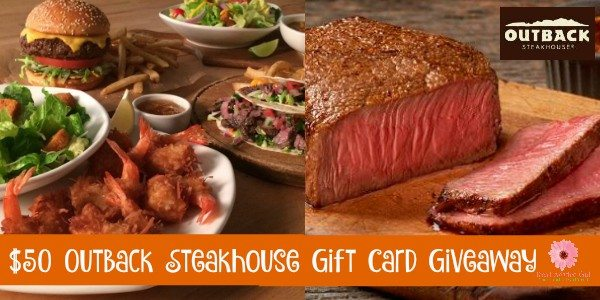outback steakhouse giveaway