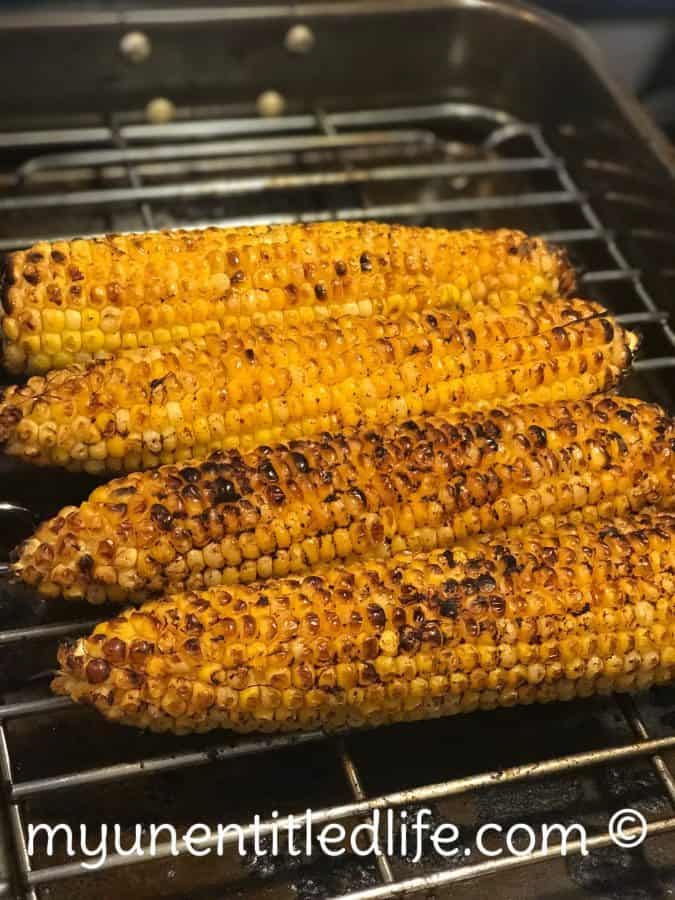 roasted corn and chicken salad recipe