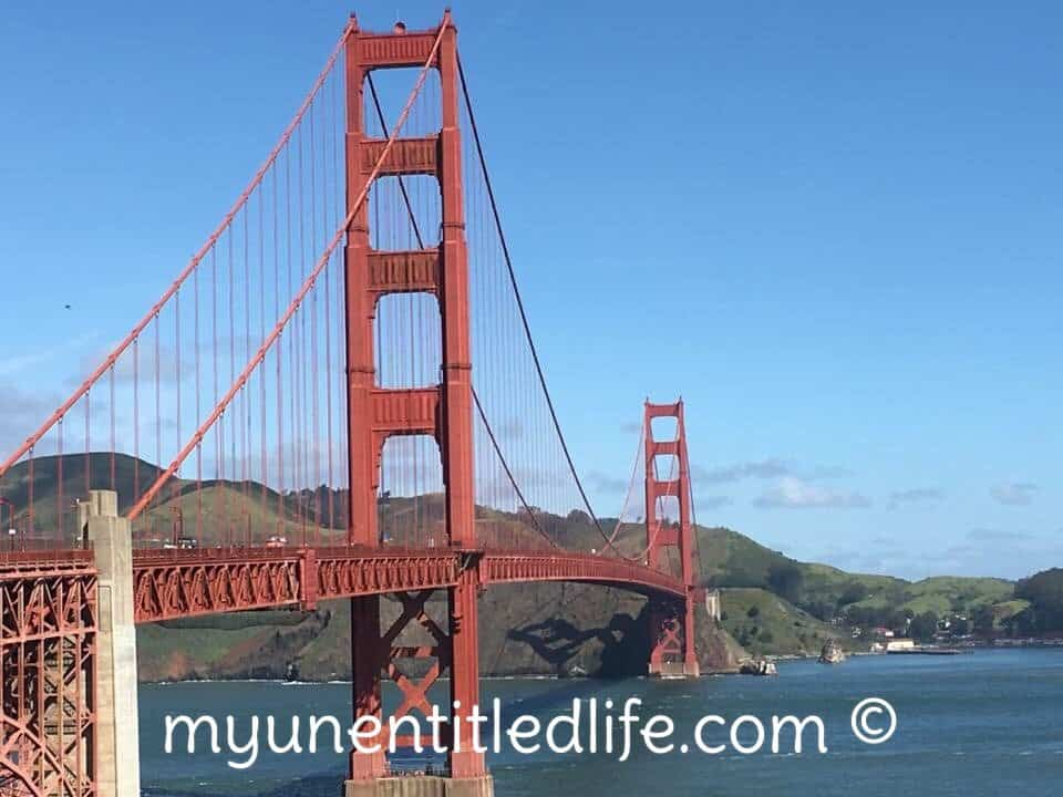 golden gate bridge in san francisco a must see