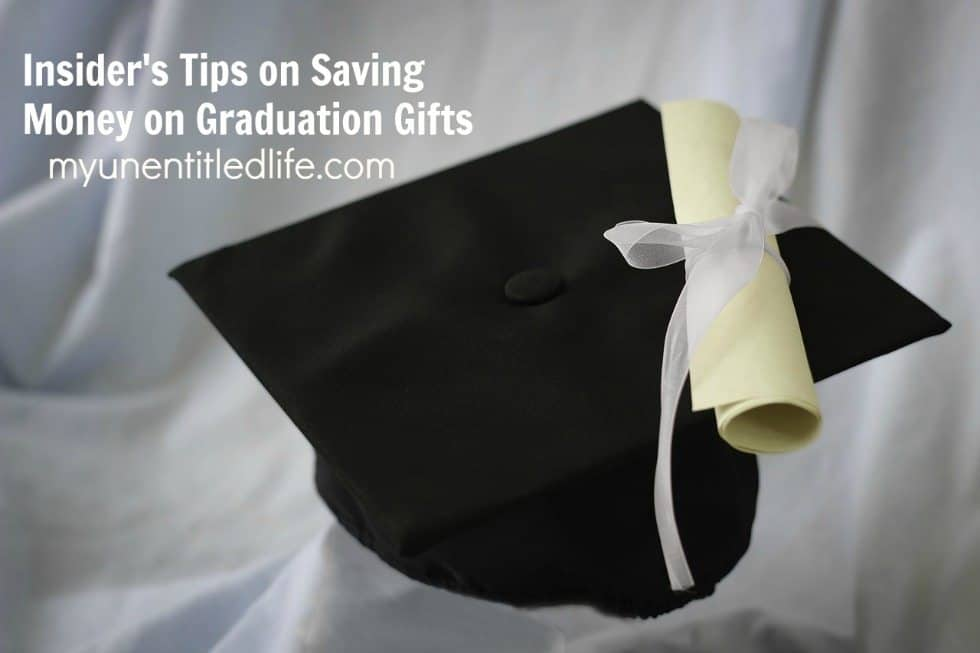 Wondering if there's anyway to save money on graduation gifts? I've got some great ideas for you. #ad #MyMixxv17