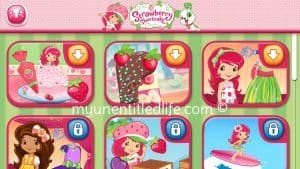 strawberry shortcake game from budge world