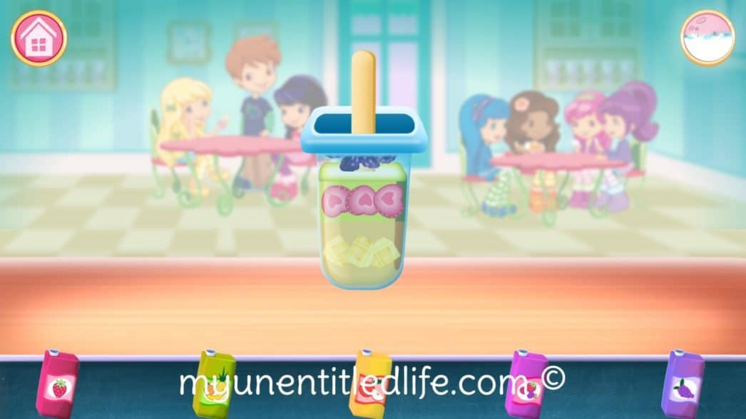 games on strawberry shortcake app on budge world