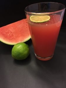 Watermelon Lime Iced Tea recipe #12daysof
