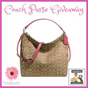 Coach Bag Giveaway 6/9 US