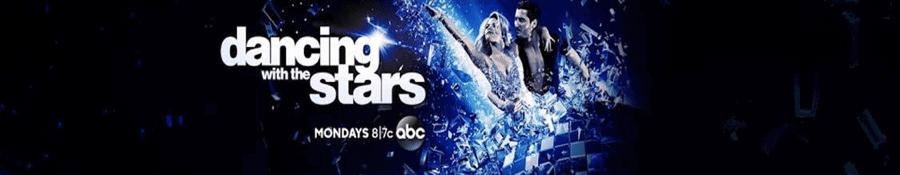 dancing with the stars header