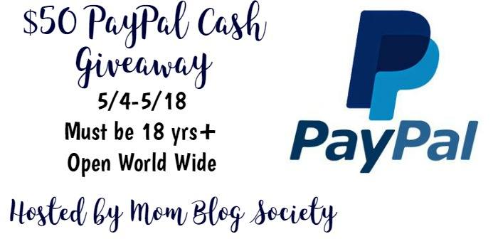 why not enter to win $50 paypal cash? IT'd be a great date night for you!