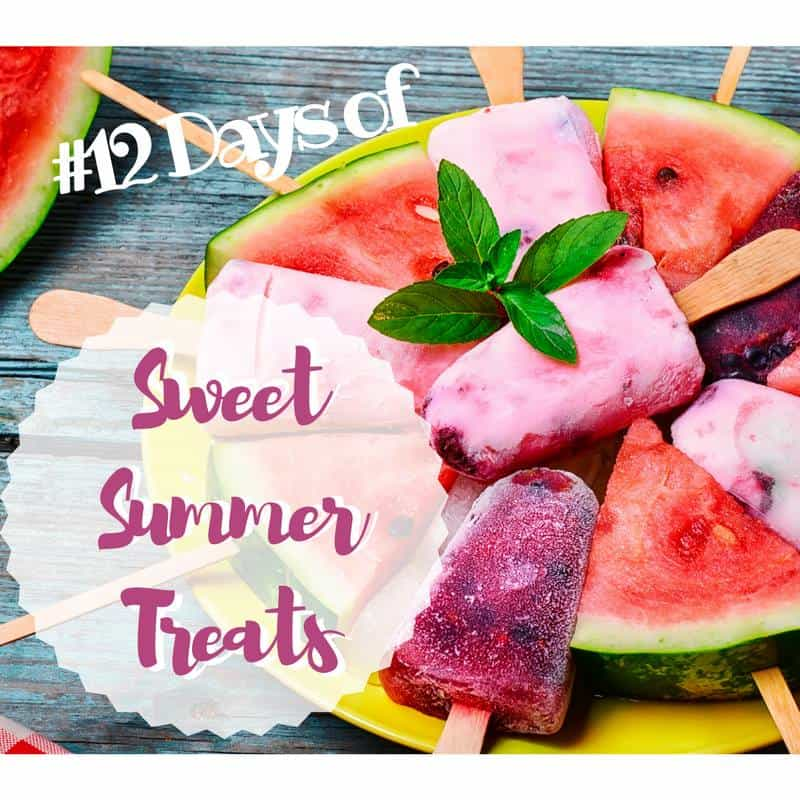 sweet summer treats