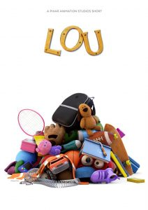 Lou the short film on cars 3