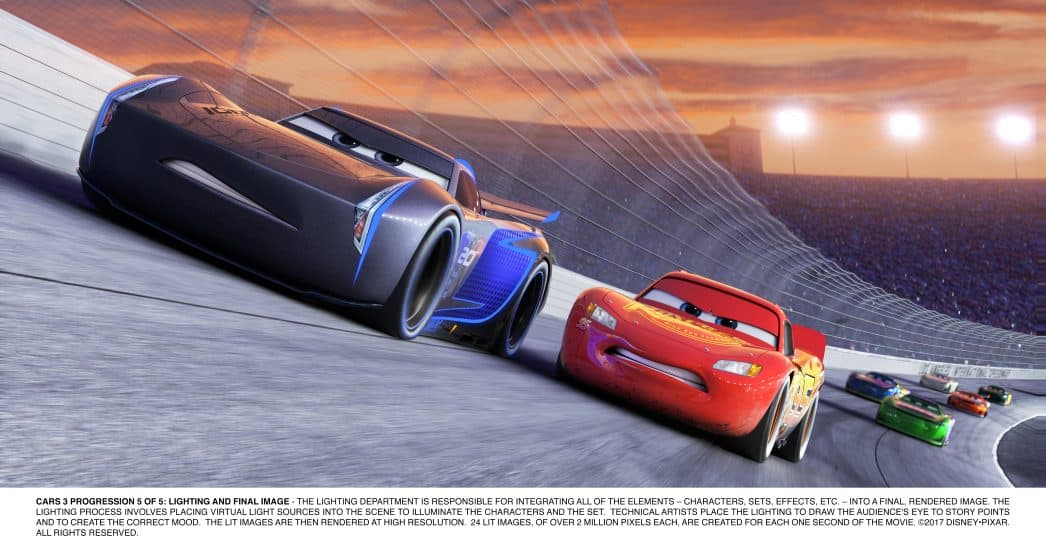 5 things to learn from the producers and director of Cars 3