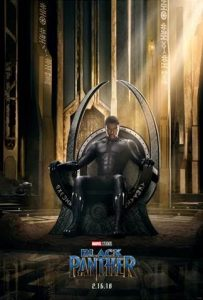 Marvel's Black Panther movie trailer and release date