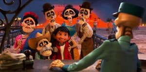 Coco Disney's newest film cast line up revealed