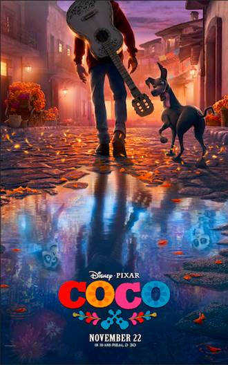 Find out what the newest Disney film is about and see the cast here! Coco celebrates dreams and I've got the release date for you.