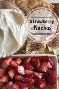 Strawberry Nachos #12daysof