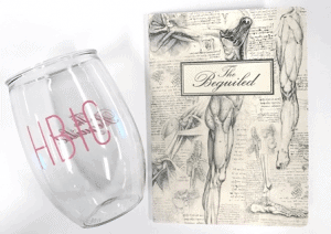 The Beguiled Prize Package Giveaway 7/15 US 5 winners