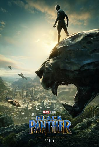 Black Panther Poster and trailer is here!