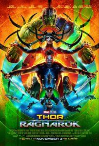 thor Ragnarok new poster