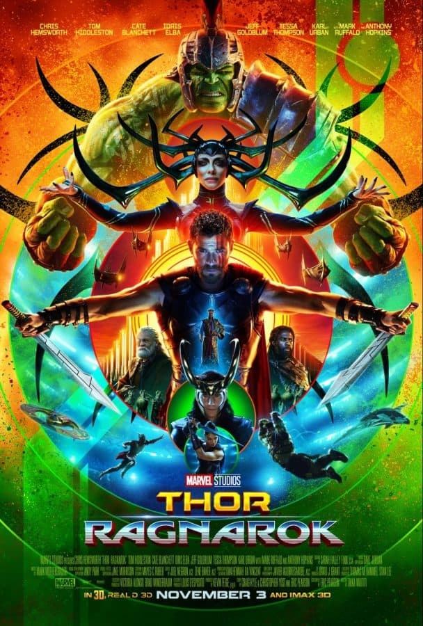 Thor: Ragnarok new trailer and poster