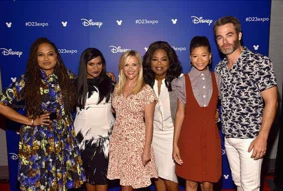 a wrinkle in time cast and release date