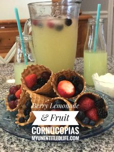 How to make your summer refreshing with a berry lemonade recipe