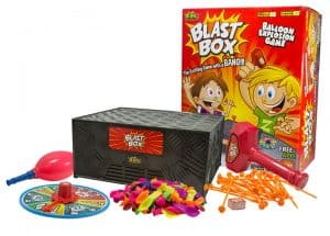 Blast Box game fun for the family + a giveaway 7/25
