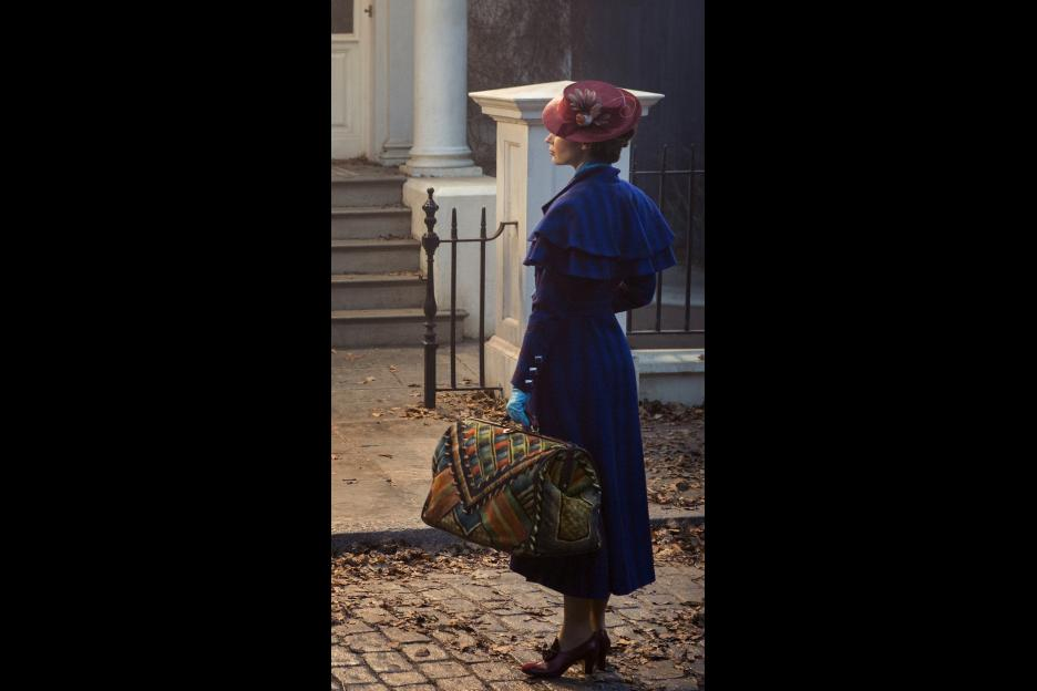 mary poppins returns release date and movie info