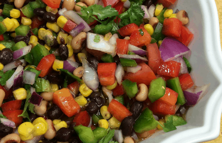 texas bean salsa recipe
