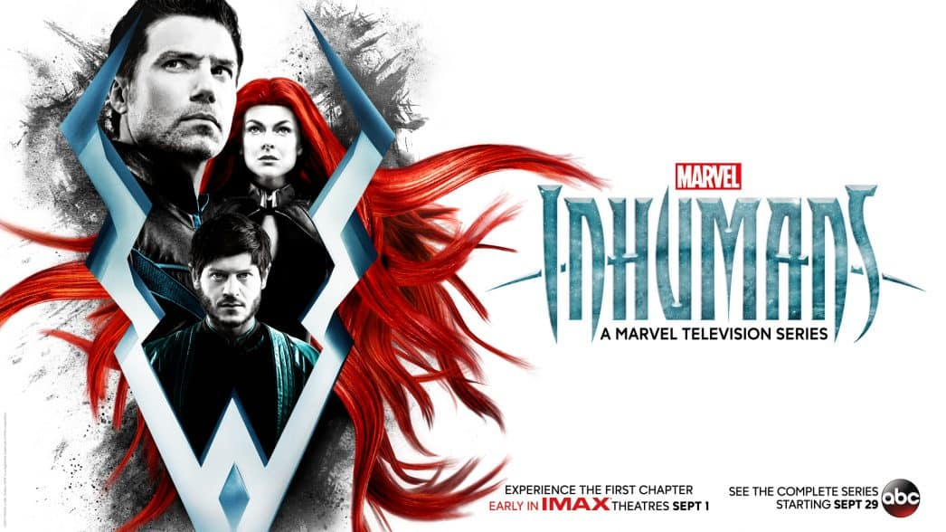 Marvel's Inhumans new posters and trailer
