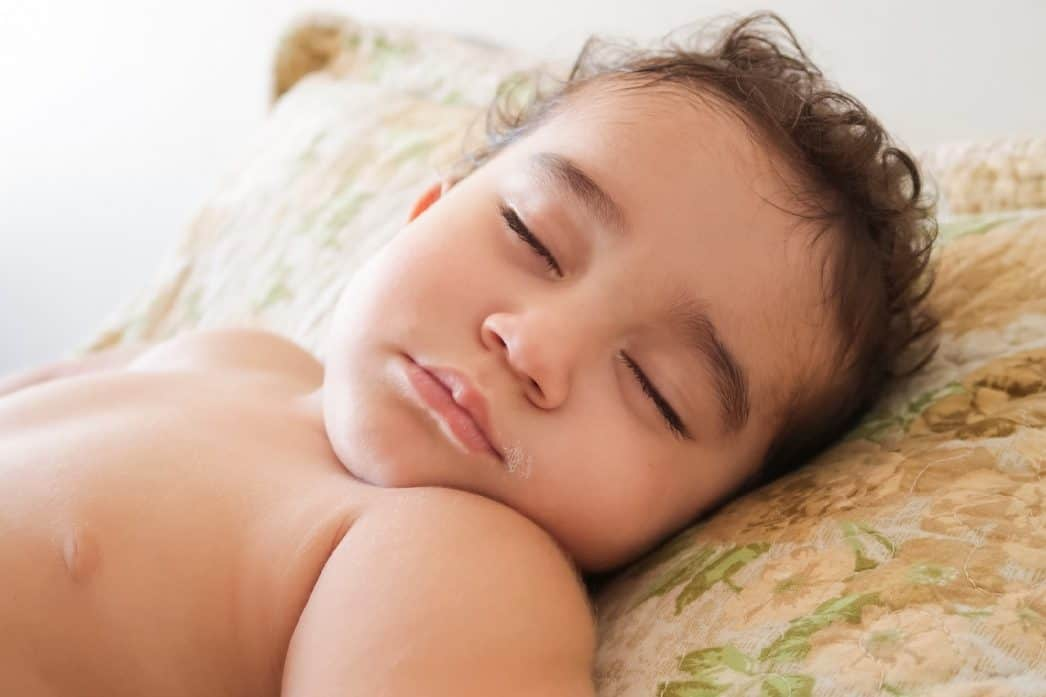 sleeping tips for little ones