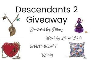 descendents 2 giveaway