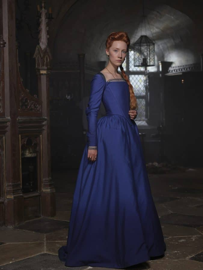 mary queen of scots to hit the big screen soon