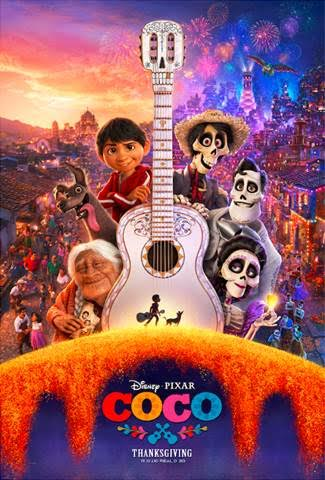coco poster and what the movie is about