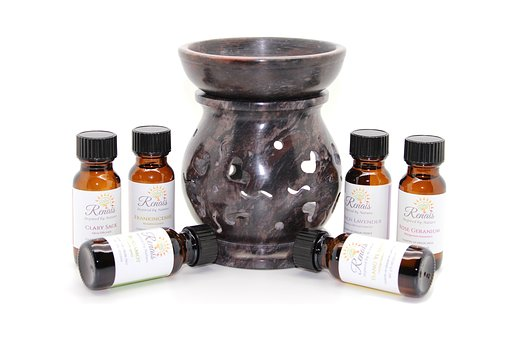 essential oils for peace, balance and harmony