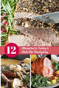 12 alternative Thanksgiving meal ideas