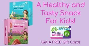 Healthy Snacks for kids and parents & a $20 gift card