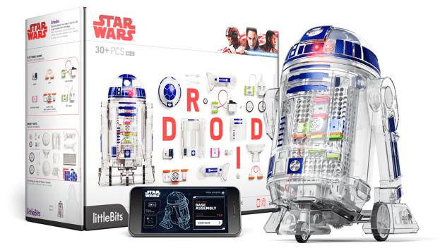 droid inventors r2d2 kit