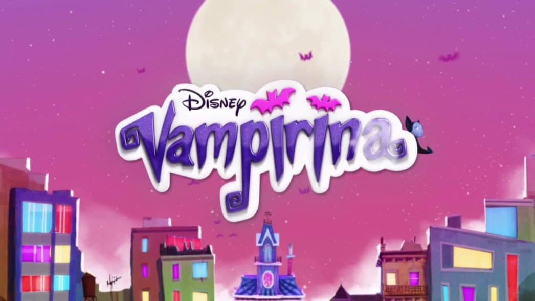 vampirina day and time