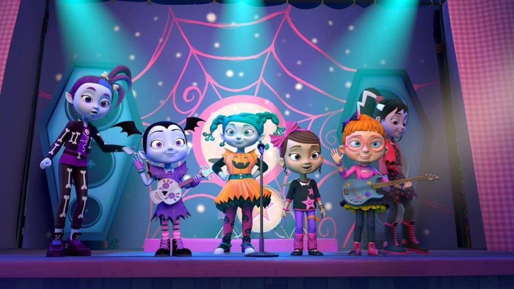 lessons kids learn from vampirina