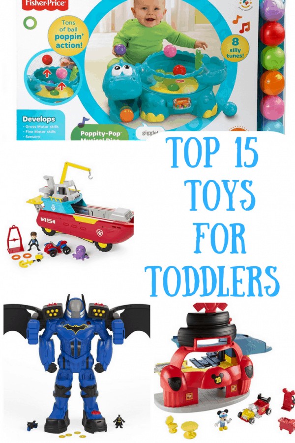 Toys For Holidays : Top toys for toddlers this holiday season