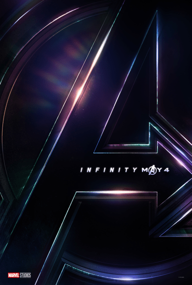 See the new Avenger's Infinity War trailer here!  #avengersinfinitywar #infinitywar