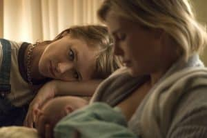 Check out the new poster and trailer for Tully a movie about motherhood! #Tully