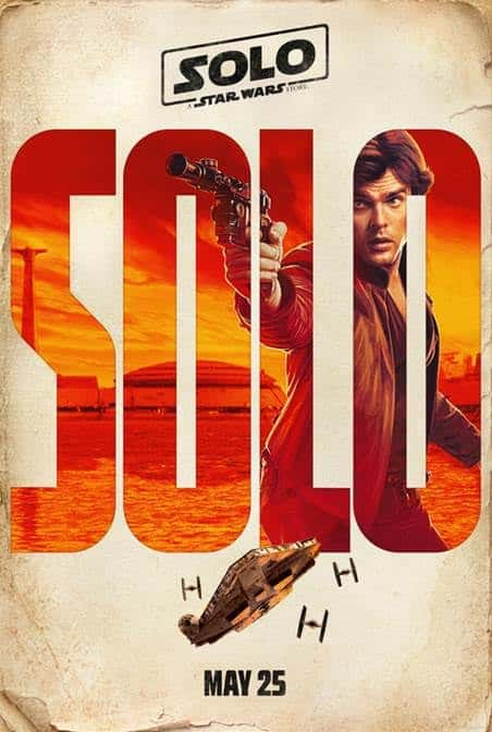 The New Solo Trailer is here!!! #Solo