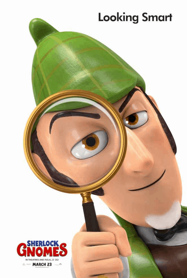 sherlock gnomes release date and movie info