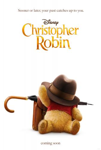 Christopher Robin stumbles into our theaters (and our hearts) in August 2018