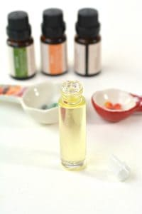 How to make a Spring Flower Garden Essential Oil Roller