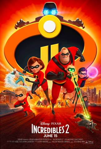 All things Incredibles 2 here!