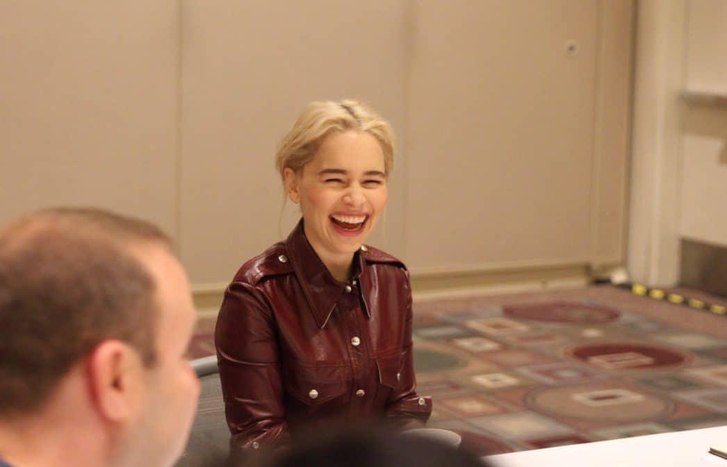 Emilia Clarke is Qira in Solo