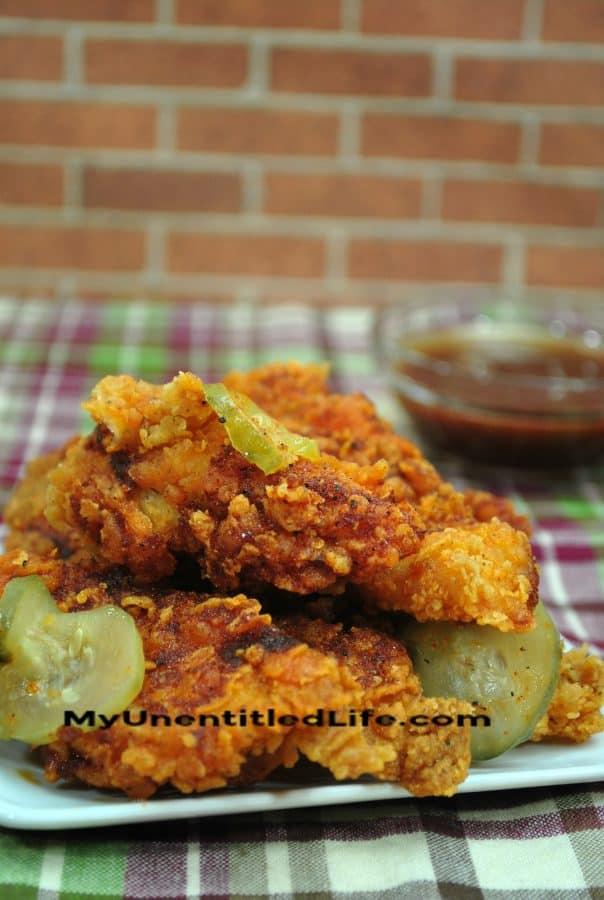 How To Make Nashville Hot Chicken Recipe