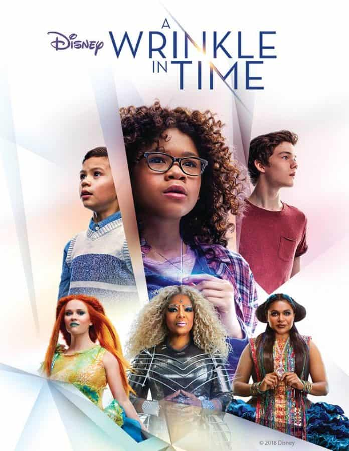 disney in home release of a wrinkle in time
