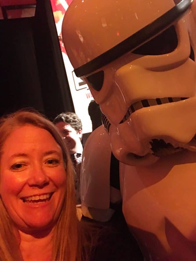 Solo after party stomtrooper