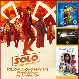 Solo Red Carpet Adventures Await and free Solo printables #HanSoloEvent